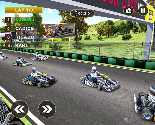 Ultimate Go Kart Racing Games 2021 : Kart Valley 1.0.1 screenshots 12