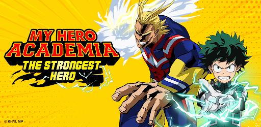 My Hero Academia: The Strongest Hero Anime RPG - Apps on Google Play