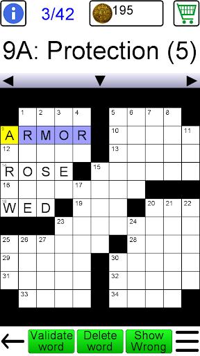 Crossword 3.0.4 screenshots 1
