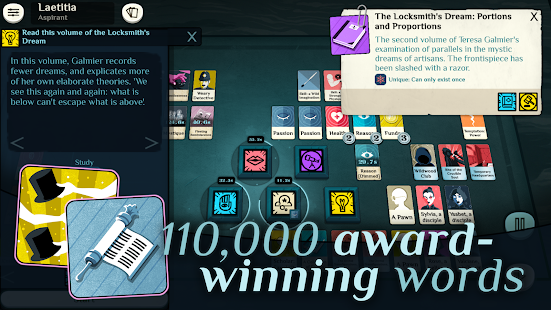 Cultist Simulator Screenshot