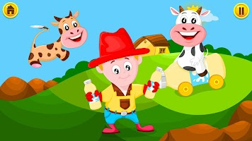 Old MacDonald had a Farm - Rhymes & Songs For Kids