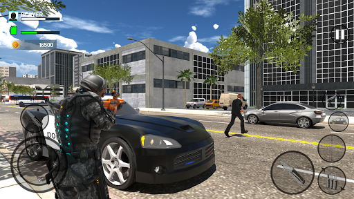 Cop Driver Police Simulator 3D apkpoly screenshots 19