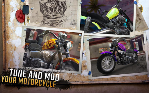 Moto Rider GO: Highway Traffic 1.29.1 screenshots 4