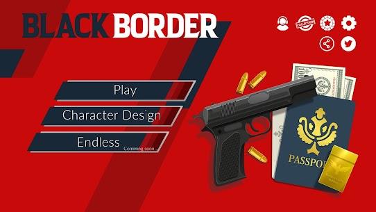 Free Black Border  Border Patrol Simulator Game 1
