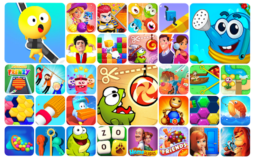 All Games, Puzzle Game, New Games Apkfinish screenshots 12