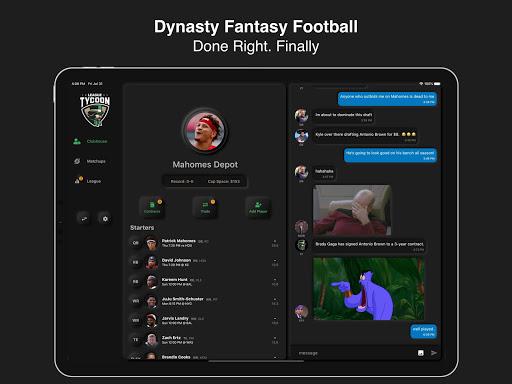 League Tycoon screenshots 6