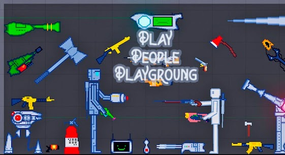 People Playground Apk Simulation Guia for Android 3