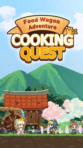 cooking quest : food wagon adventure screenshot 1
