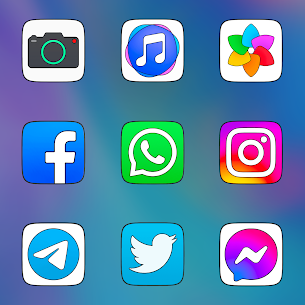 Emui Carbon Icon Pack v2.1.7 [Patched] 3