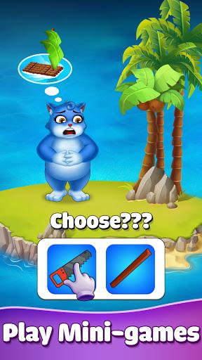 Cat Pop Island: Bubble Shooter Adventure screenshots 2