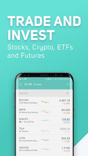 Quantfury: Everybody's Honest Trading  Paidproapk.com 3