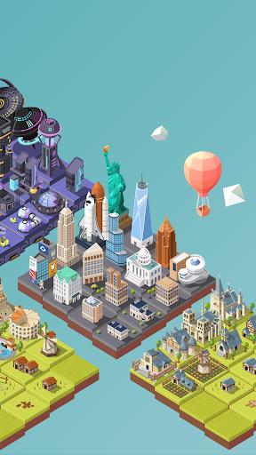 Age of 2048u2122: Civilization City Merge Games  screenshots 5