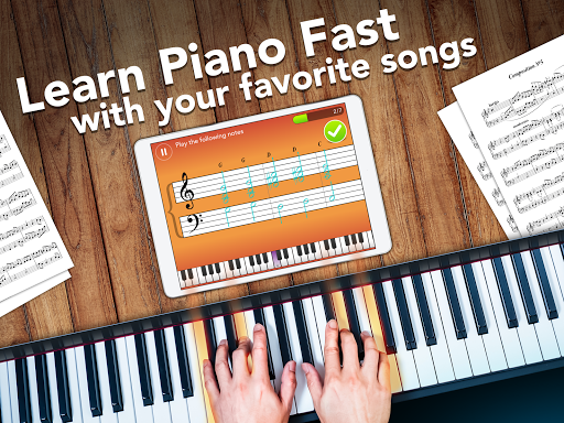Simply Piano by JoyTunes 5.2.3 screenshots 7