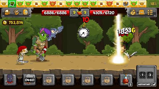 Let's Journey - idle clicker RPG - offline game 1.0.19 screenshots 6