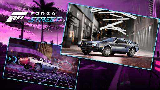 Forza Street: Tap Racing Game apktreat screenshots 1