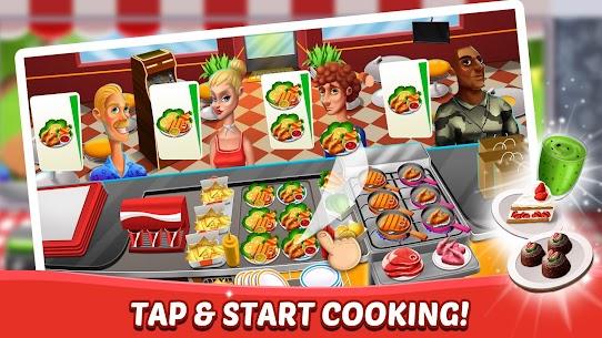 Cooking Games for Girls Food Fever & Restaurant 8