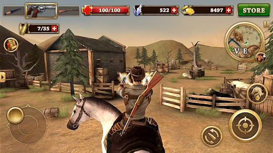 West Gunfighter Screenshot