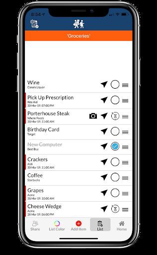 honeydew: to-do list, tasks & reminders screenshot 3