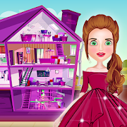 Baby doll house decoration game | New Toy sets