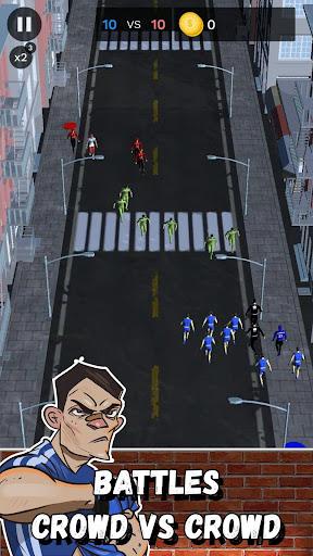 Street Battle Simulator - autobattler offline game 1.8.0 screenshots 7