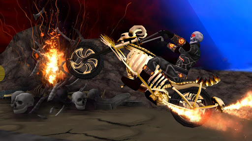 Ghost Ride 3D apktram screenshots 4