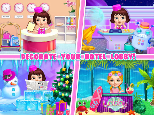 Sweet Baby Girl Hotel Cleanup - Crazy Cleaning Fun  screenshots 24