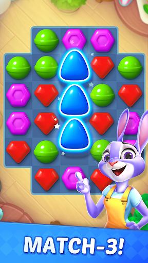 Candy Puzzlejoy - Match 3 Games Offline  screenshots 5