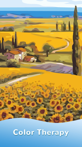 Color Palette - Oil Painting by Number 3.6 screenshots 8