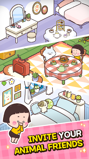 Animal Doll Shop - Cute Tycoon Game screenshot 6