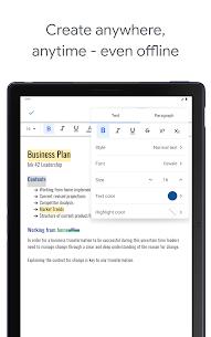 Google Docs Mod Apk Premium Free Download For Android 6