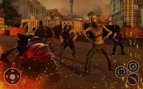 Sniper Army Zombie Shooter: Shooting Games 2020 5