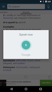 Dictionary – Merriam-Webster [v5.1.0] APK Mod for Android logo