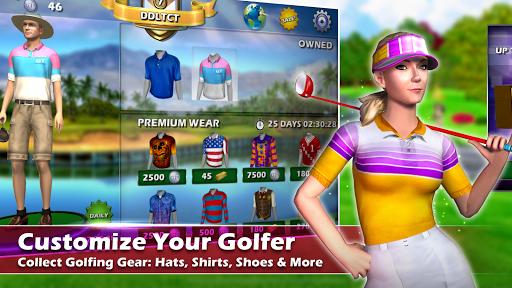 Golden Tee Golf: Online Games 3.30 screenshots 5