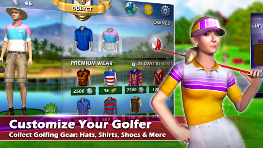 Golden Tee Golf: Online Games APK Download 5