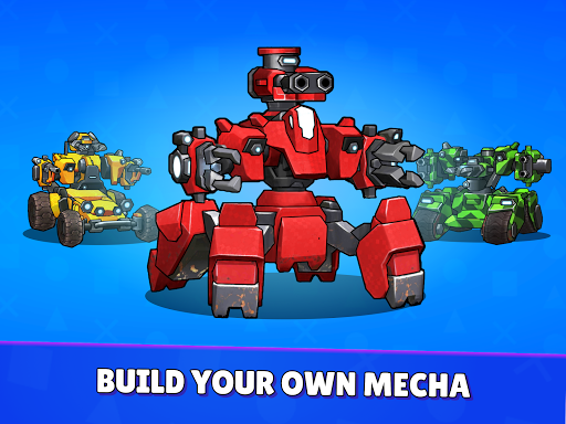 MECHA  screenshots 14