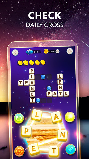 Magic Word - Find & Connect Words from Letters 1.9.4 screenshots 5