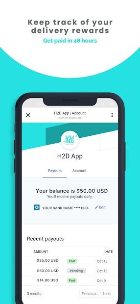H2D- International Shopping and Shipping screenshot 5