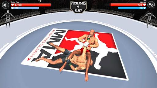 MMA Fighting Clash  screenshots 8