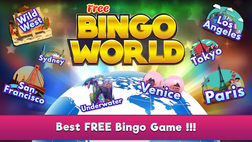 Free Bingo World - Free Bingo Games 1.4.11 screenshots 6