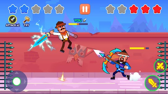 Swipe Master: Draw Your Weapon MOD Apk 1.0.0 (Unlimited Money) 5