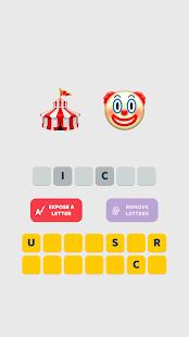 Emoji Quiz - Original riddles and puzzles