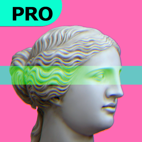 Vaporgram Pro ????: Vaporwave & Glitch Photo Editor 6.3.1