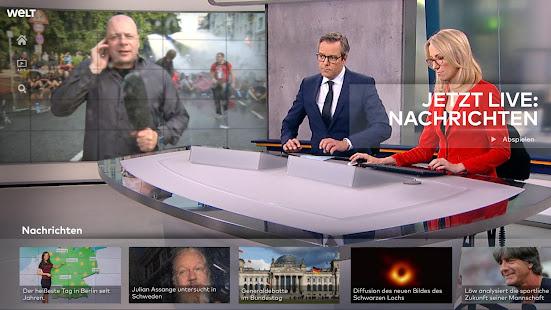 WELT Nachrichtensender 2.32.3 screenshots 2