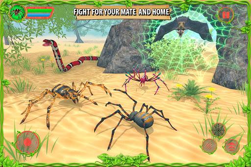 Spider Simulator: Life of Spider screenshots 11