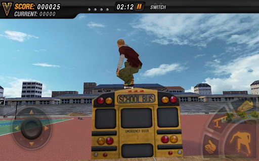 Mike V: Skateboard Party  screenshots 13