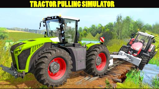 Tractor Pull & Farming Duty Game 2019 1.0 Screenshots 8