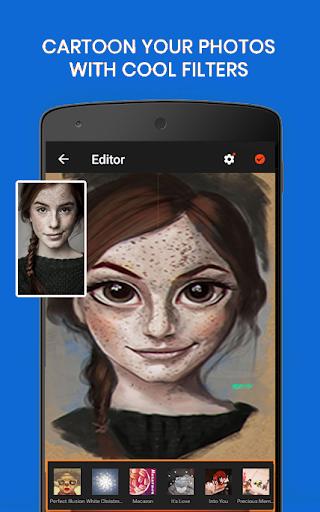 Cartoon Photo Maker And Editor 5.0 Screenshots 3