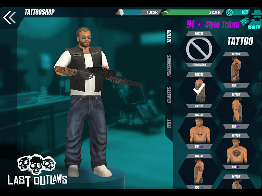 Last Outlaws: The Outlaw Biker Strategy Game 1.0.11 screenshots 20