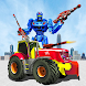 Flying Tractor Robot Transform Games  Robot Games