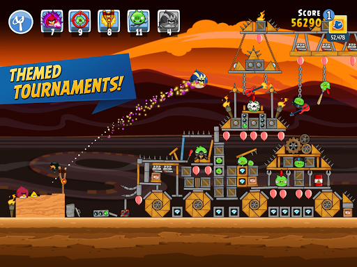 Angry Birds Friends 9.8.0 screenshots 11